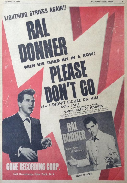 Ral Donner The Official Site